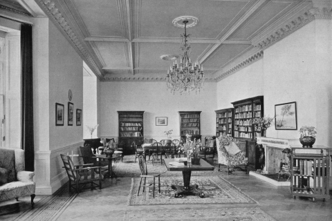 The Girls' Sitting Room